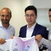 Li Xiang nuevo presidente y Ángel Cuéllar nuevo entrenador del F.C. Jumilla