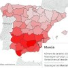 El paro baja más del 9% en la Región