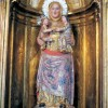 El Monasterio de Santa Ana celebra la festividad de la 'Abuelica'
