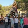 El Monasterio de Santa Ana celebró la Solemnidad de la 'Abuelica' Santa Ana
