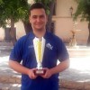 Alejandro Castellanos suma a su palmarés el Torneo de Almansa