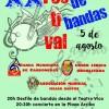 Este sábado la Asociación Musical Julián Santos celebra el XX Festival de Bandas de Música