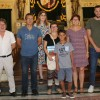 Recibido en el Ayuntamiento un niño saharaui que pasa el verano con una familia jumillana