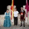 La noche de las antorchas ilumina el Castillo de Jumilla