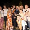 La Exaltación congrega a mas del mil personas con el vino como denominador común