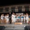 """El VIII Festival de bandas juveniles """"Ciudad de Jumilla"""" pone melodía a la noche del viernes"""