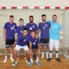 La peña 'El Zagalejo' se lleva el Torneo de Fútbol Sala Fiesta de la Vendimia