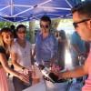 La Miniferia del Vino acoge a multitud de jumillanos y turistas.