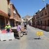Comienzan las obras de renovación integral de infraestructuras de la calle Infante Don Fadrique