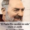 Jose Maria Zavala ofrecerá una conferencia del Padre Pío, fraile de los estigmas, este viernes en la Parroquia Mayor de Santiago.