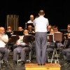 La Unidad de Música de la Academia General de San Javier ofreció un fantástico concierto de marchas de Semana Santa