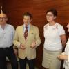 Reunión de trabajo en Jumilla entre la alcaldesa y el consejero de Agricultura