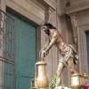 El Cristo Amarrado a la Columna será trasladado a Jumilla para participar en el XXX Encuentro Nacional de Cofradías