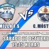 El Jumilla F.S. tras la victoria frente al Torrejón recibe al C. de Móstoles