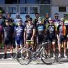 Salvi Guardiola disfruta con sus amigos de la bicicleta en su III Kedada
