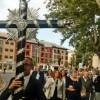 La JCHS de Jumilla asistió a la XV Jornada Diocesana de Hermandades y Cofradías en Caravaca de la Cruz