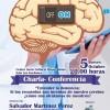 Salvador Martínez Pérez impartirá esta tarde una conferrencia sobre la demencia y el alzheimer