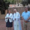 El Convento de Santa Ana acoge una misa y procesión especial en honor a la festividad de San Francisco