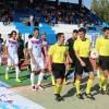 Valioso punto conseguido por el F.C. Jumilla que fue superior al Granada B, equipo hasta hoy líder de la categoría.