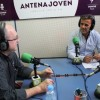 Pedro Piqueras invitado de Jorge Pastor en la vuelta de 'Jumilla es así' a Antena Joven