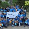 Domingo de convivencia en Santa Ana del monte de la asociación jumillana ADAHI