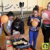 El Centro Cruz de Piedra celebra Halloween con juegos terroríficos, disfraces y maquillaje