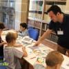 La actividad infantil 'Calendario Romano' congrega a casi XX niños en el Museo Jerónimo Molina
