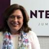 Elisa Martínez al frente de la parcela de comunicación de la Junta Central de Hermandades de Semana Santa