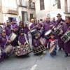 """La Asociación de Tambores Cristo de la Sangre hizo sonar su toque en """"Vacambor 2017″ en Moratalla"""