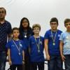 El Club Ajedrez Coimbra presente en el Campeonato Regional de Ajedrez por Equipos con tres equipos en liza