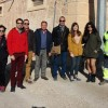Visita al Silo y al Depósito del Agua de los alumnos del curso de Gestión Cultural