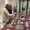 """Sebastián Martínez expuso este pasado viernes, """"Gasterópodos, fósiles y actuales"""""""