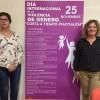 Programada una semana de actos con motivo del Día contra la Violencia de Género