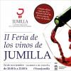 Murcia acoge la II Feria de los Vinos de la D.O. Vinos de Jumilla