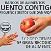 El viernes y el sábado se celebra la 5ª edición de la 'Gran Recogida de Alimentos'