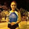 María Isabel Orcajada se alza con al medalla de plata sub-23 en el Campeonato Regional de 10 Kilómetros en Ruta