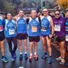 Nueve atletas del Athletic Club Vinos D.O.P. Jumilla disfrutaron de la Maratón Internacional de San Sebastián en sus diversas distancias