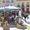 Los niños jumillanos aparcaron los móviles y tablets este fin de semana para disfrutar de 'Jumilla Medieval'