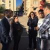 La Directora General de Centros Educativos visita Jumilla