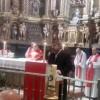 La comunidad cristiana homenajea al beato jumillano Cayetano García Martinez