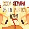Ya está todo preparado para disfrutar de la XXXV Semana de la Música en honor a Santa Cecilia con la AJAM