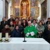 Margarita Muñoz y Paquita Pérez celebran sus bodas de plata como parte de la Orden Franciscana Seglar