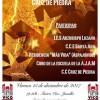 Hoy se celebra el XV Festival de Villancicos de la C.E. Cruz de Piedra