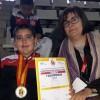 El taekwondista jumillano Roque Gil se proclama campeón de España de su categoría