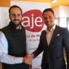 Pablo Soler nuevo delegado territorial de AJE Región de Murcia en el Altiplano