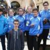 Dos victorias, cinco segundos puestos y tres terceros puestos conseguidos por los 41 atletas del Athletic Club Vinos D.O.P. Jumilla presentes en la segunda edición de la Barbudico Trail