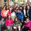 Los alumnos del IES Arzobispo Lozano ayudan a Cáritas Jumilla con la campaña 'Arzobanco'