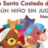 Hoy jueves la Cofradía Santo Costado quiere que no quede 'Ningún niño sin juguete'