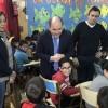 La prevención sobre incendios llega a los colegios La Asunción y Cruz de Piedra de Jumilla