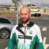 Óscar Lencina termina quinto en la III Trail del Majal Blanco Xtreme de Sangonera